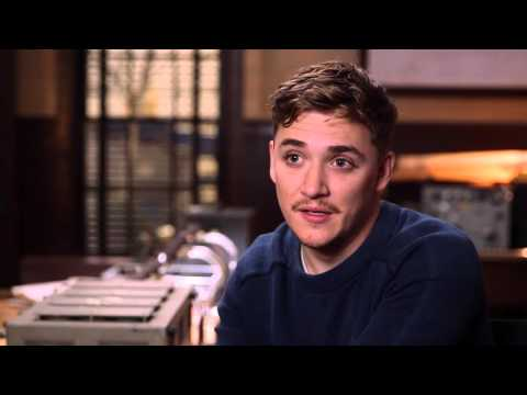 """The Finest Hours: Kyle Gallner """"Andy Fitzgerald"""" Behind the Scenes Movie Interview"""