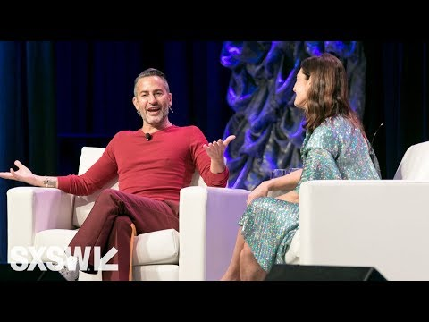 Marc Jacobs: The Fashion Designer in the Age of Social Media | SXSW 2017