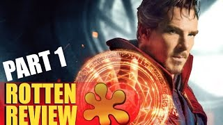 DOCTOR STRANGE 2016 Movie Review (Part 1)