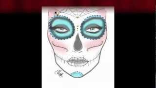 Special Week: Mexican Sugar Skull Tutorial