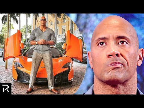 Why The Rock Can't Stand Sports Cars