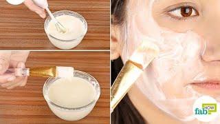 Whitening Bleach Mask/Easy Home Ramedy/Milk Floor And Honey