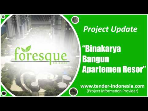 Project Update Tender Indonesia 05-10-2016