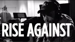 """Rise Against """"Kiss The Bottle"""" Jawbreaker Cover // SiriusXM"""