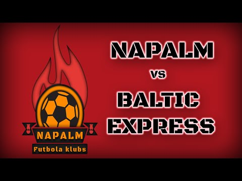 Napalm - Baltic Express (04.11.15/full match)