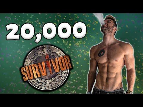 θα πήγαινα survivor? και άλλα πολλά - 20k subs Q&A