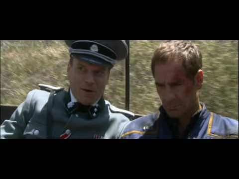 Star Trek Enterprise - nazi talks hollywood