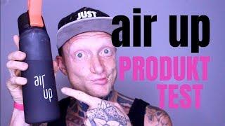 AIR UP - Der Produkttest vom Ernährungscoach! // AirUp Erfahrungsbericht