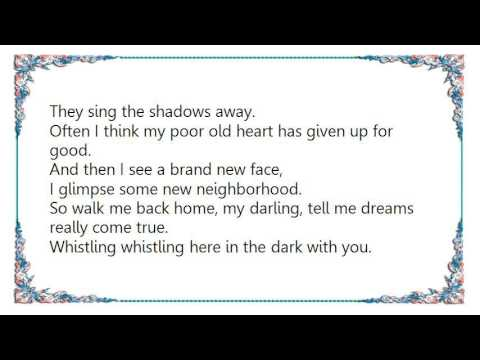 Henry Mancini - Whistling Away the Dark Lyrics mp3