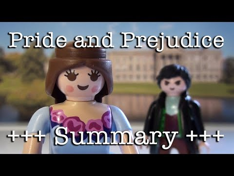 Pride and Prejudice to go (Austen in 12 minutes)