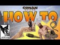 HOW TO GET SLAVES (Thralls) - Conan Exiles