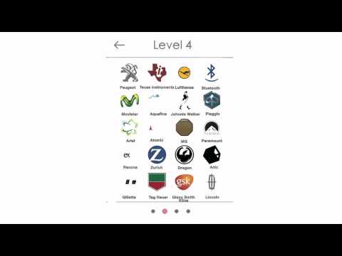 Logos Quiz - Level 4 Answers