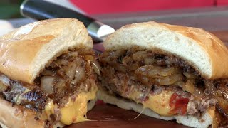 El Dorado Burger Recipe VELVEETA Treasure Chest Challenge!