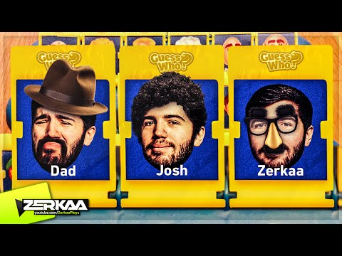 A NEW KIND OF GUESS WHO! (Tabletop Simulator)
