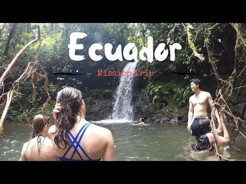 Ecuador Medical Mission Trip 2017