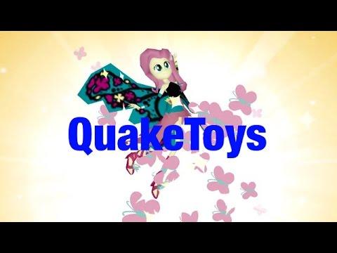 New Update Equestria Girls App MLP Friendship Games Long Version Scanning Ponymania TRU Fluttershy