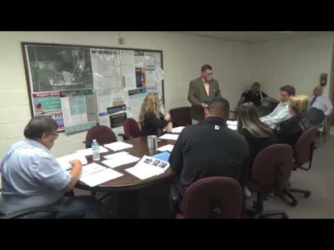 ag program discussed by school board