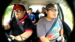 FWAW FunWithAryWaari EP04 - Brunei Ramadhan Special,Featuring #theburgertizer, Hulk Hogan & Messi