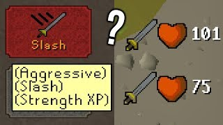 This Bug forced Jagex to reset Players XP