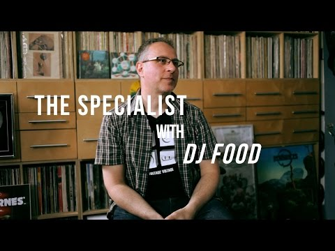 The Specialist: DJ Food