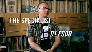 The Specialist: DJ Food