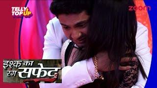 Viplav & Dhaani's Romantic Moment In 'Ishq Ka Rang Safed' | #TellyTopUp
