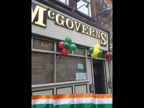 McGoverns Willesden Green - the best Mad House you'll ever see