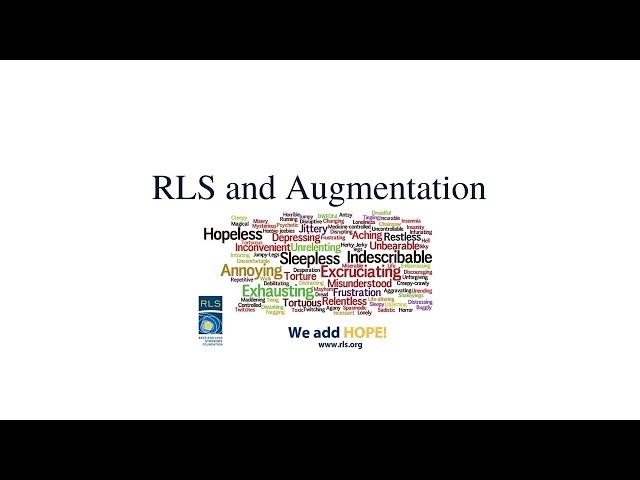 RLS and Augmentation