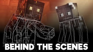 Songs of War: Episode 8 BEHIND THE SCENES (Minecraft Animation Series)
