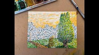 Impressionist Art Activity