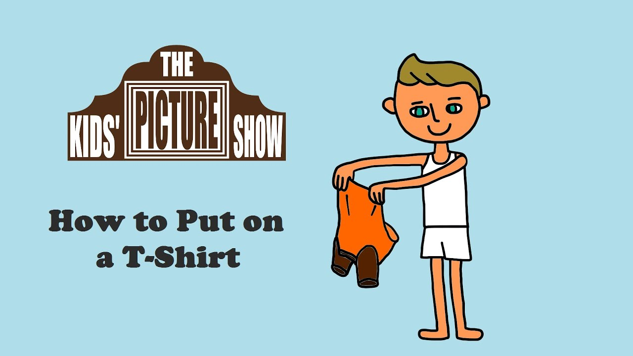 getting dressed how to put on a t shirt the kids child get dressed clipart get dressed clip art images