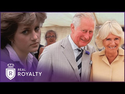Troubled Romance Of Prince Charles & Camilla | Into the Unknown | Real Royalty