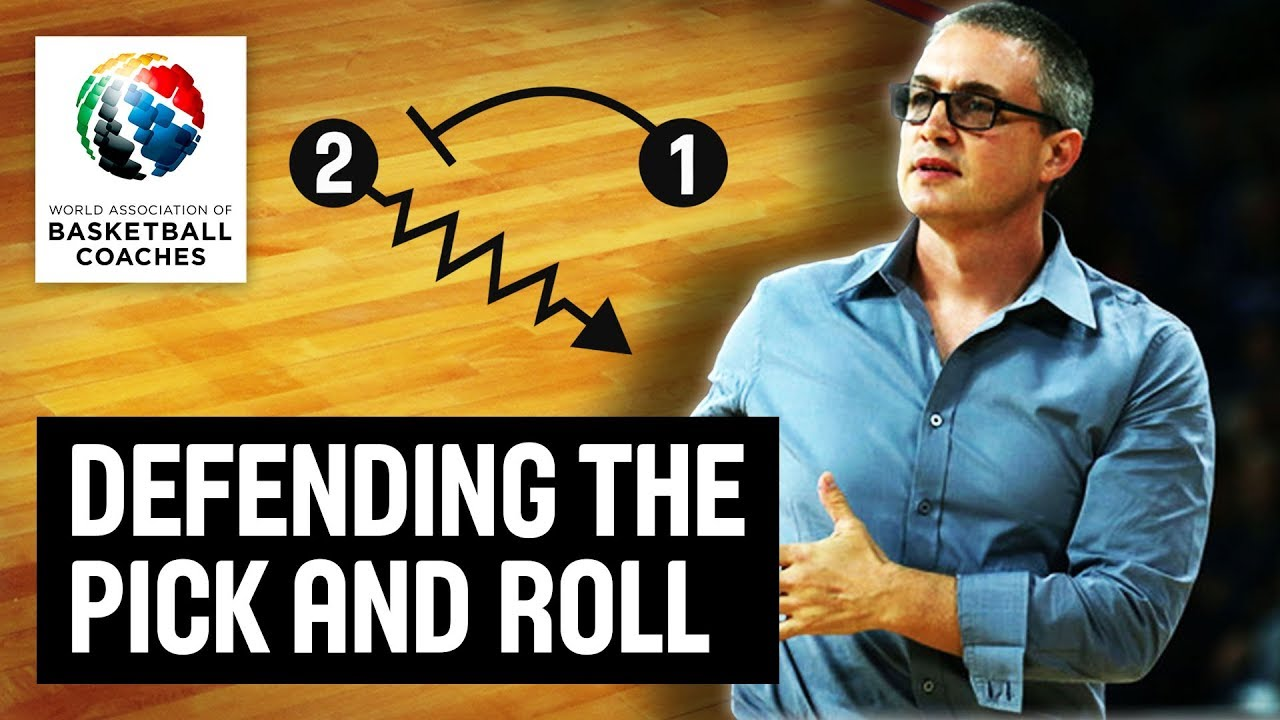 Defending the Pick and Roll - Damian Cotter -