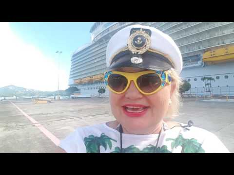 Harmony of the Seas US Virgin Island luxury travel agent Valentina 201-838-4838