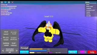 ROBLOX / Fairy Tail : Forgotten Legends / Messing around with Requip