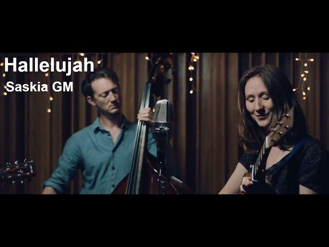 Hallelujah - Saskia Griffiths-Moore, Jack Cookson & Lukas Drinkwater (Leonard Cohen Acoustic Cover)