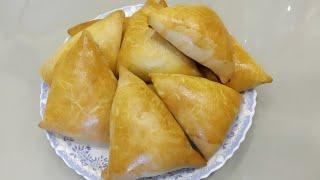 Эчпочмак Татарские Вкусные Пирожки с Мясом и Картошкой Самый Удачный Рецепт Теста