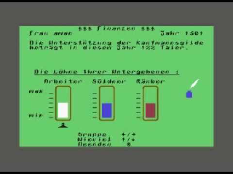 Die Fugger - Commodore C64