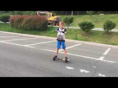 Как научиться кататься на вейвборде, вейвборд, wave board, двухколесный скейт