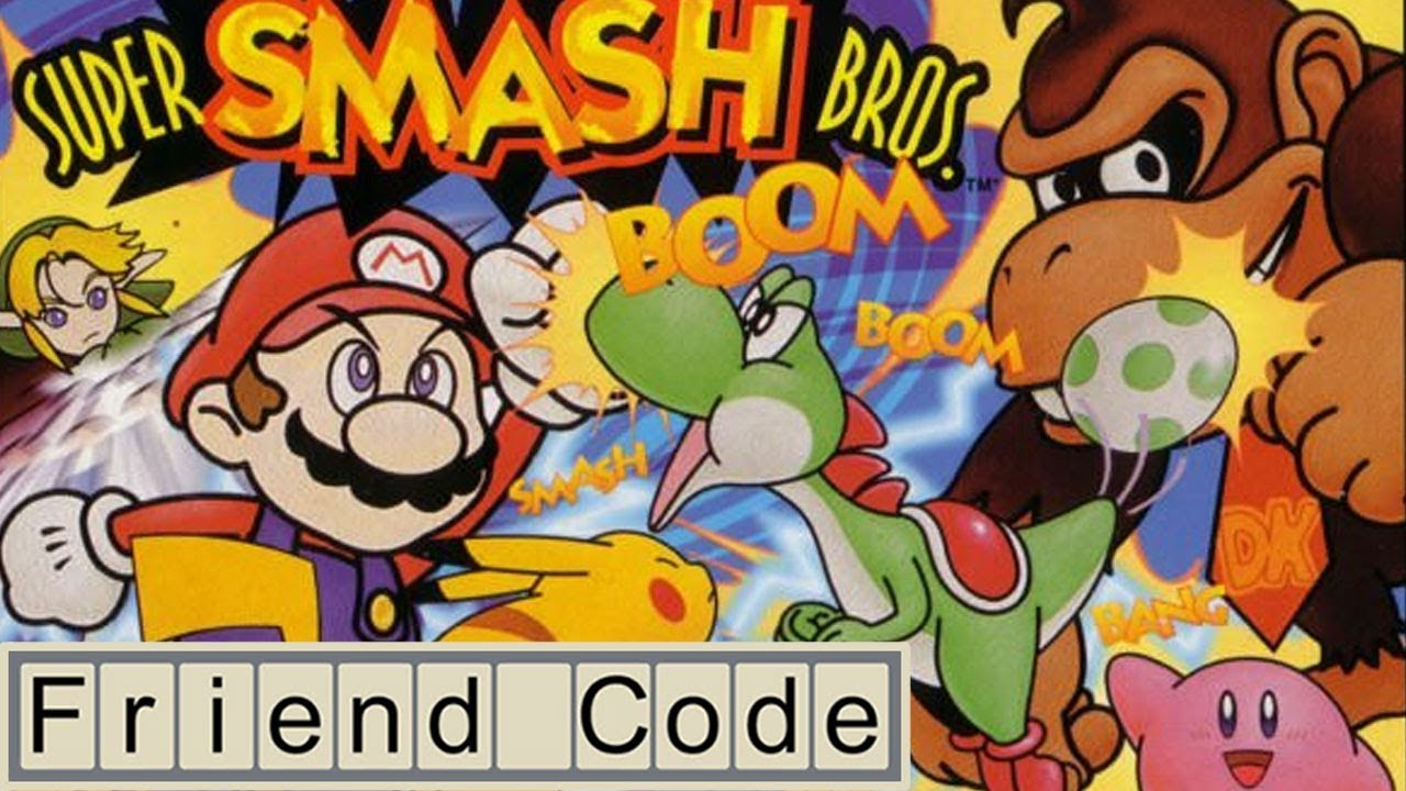 Waluigi time presentation. Friend code super smash