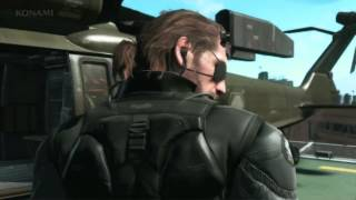 Video de Metal Gear Solid V  The Phantom Pain / Trailer DD English voice / Trailer DD TGS 2014 (EN)