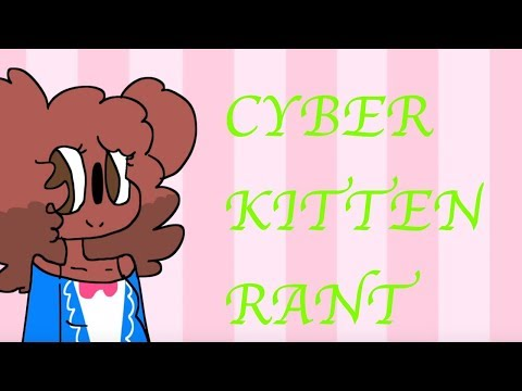 Lets talk: cyber kitten