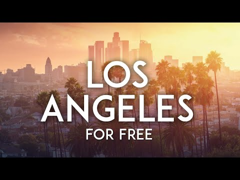 TOP 10 things to do in LOS ANGELES for FREE | LA Travel Guide 2020