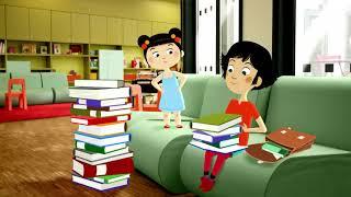 Умные и смелые девочки - промо программы на Da Vinci
