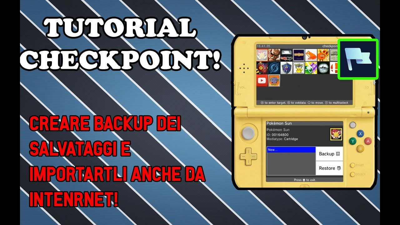 3ds checkpoint homebrew - cinemapichollu