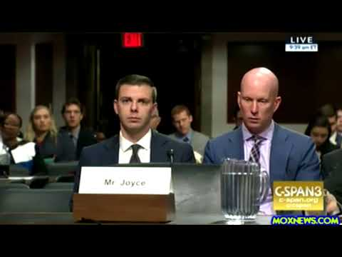 Senate Armed Services Hearing On U.S. Cyber Defense Strategy