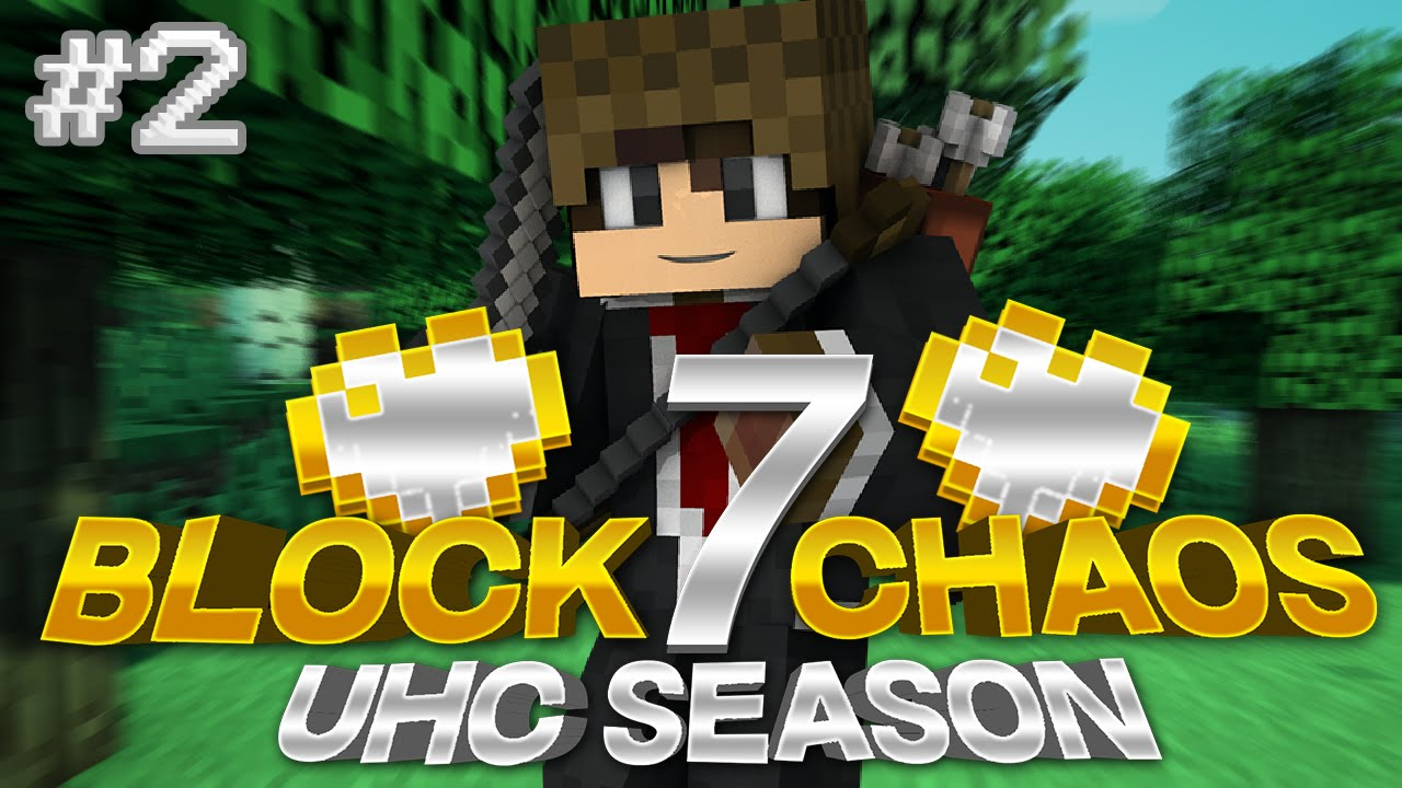 Download Minecraft: Block Chaos UHC Season 7 - Boredom Strikes - Episode 2