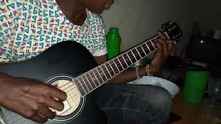 Sautisol Tujiiangalie ft Nyashinski (Acoustic Guitar Cover by Meshack)