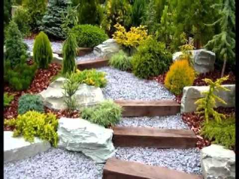 จัดสวนราคาประหยัด จัดสวนข้างบ้านแคบ การจัดสวนพื้นที่น้อย วัสดุจัดสวน