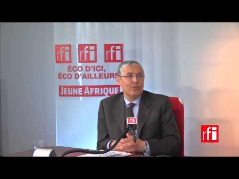 Eco d'ici Eco d'ailleurs: Mohamed El Kettani, PDG du groupe marocain AttijariWafa Bank (1ere partie)